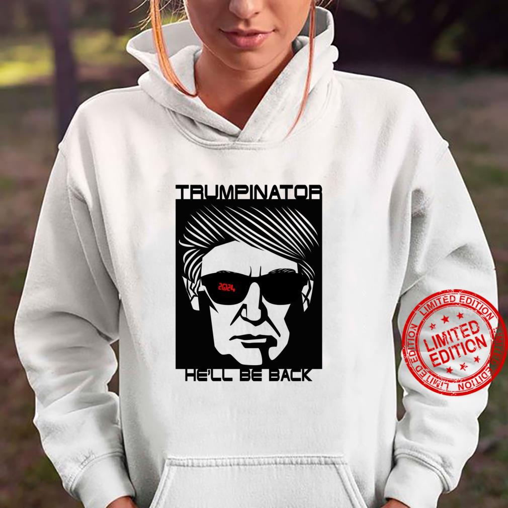 Trump 2024 Back In Office Part 2 47th President USA Shirt hoodie