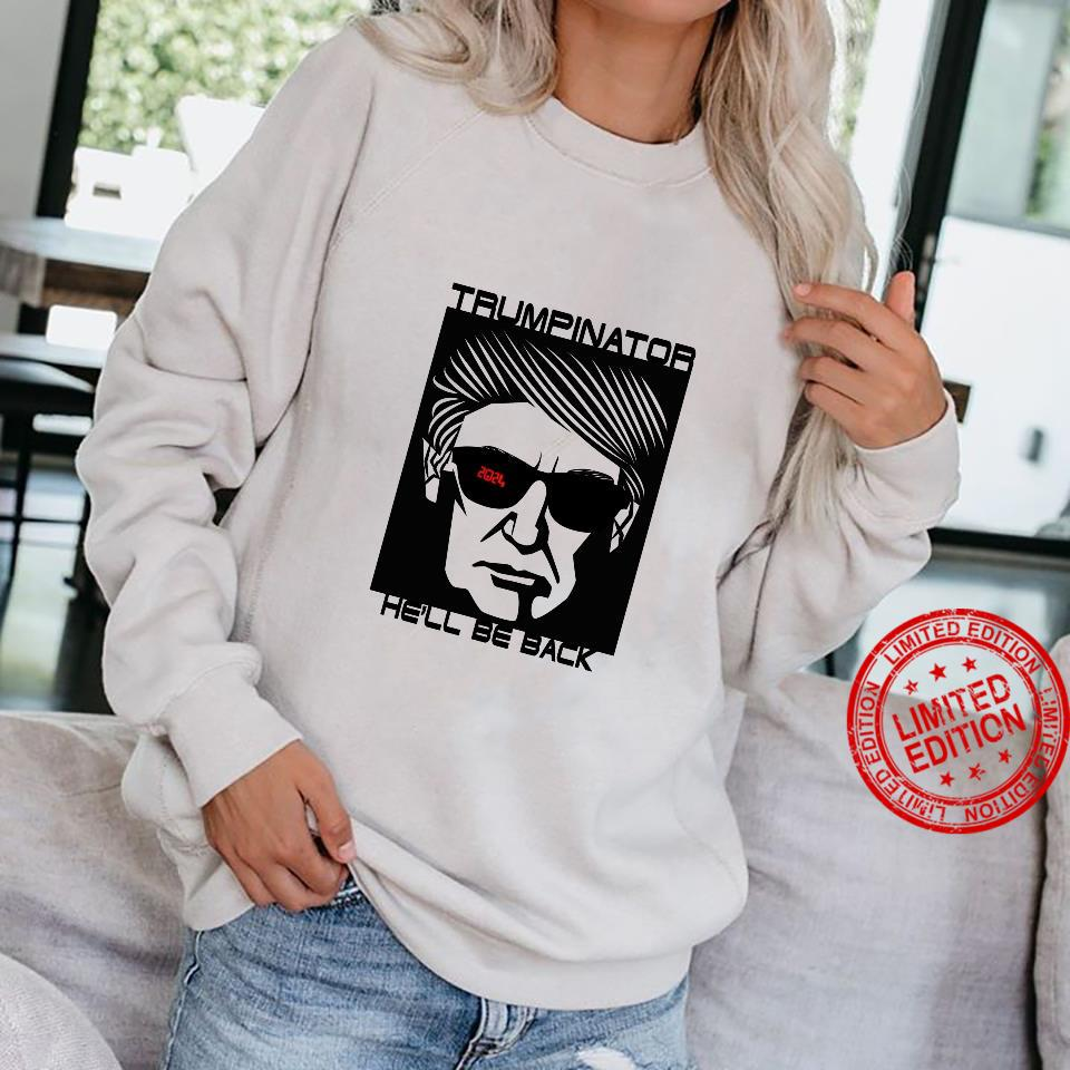 Trump 2024 Back In Office Part 2 47th President USA Shirt sweater